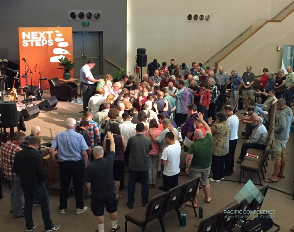 Conference Prayer